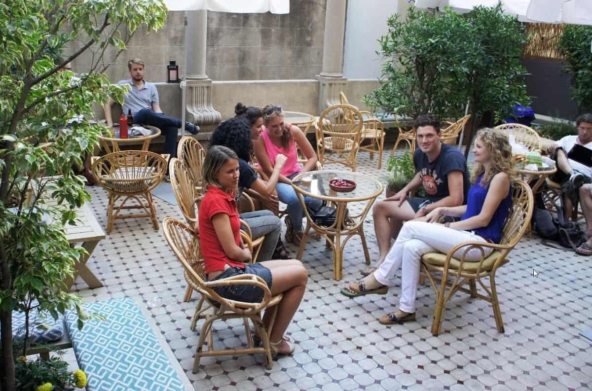 Casa GraciaBarcelona Terrace