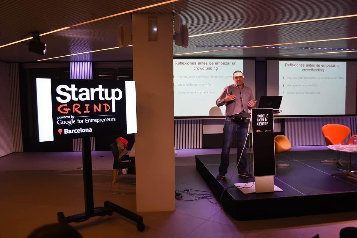 Francesc Hinojosa,  Eureka-Startups