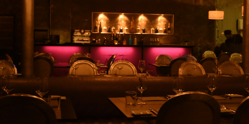 Acces Restaurant Dining Room