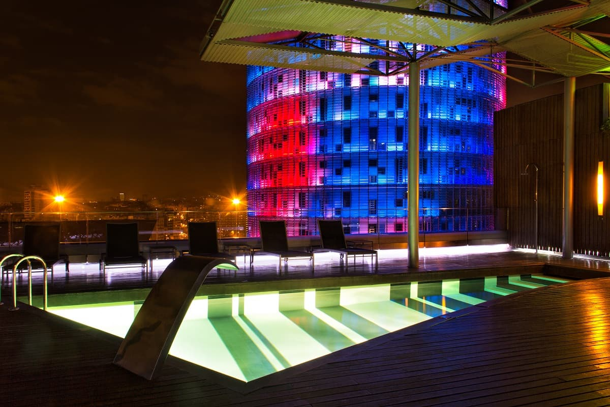 Hotel Silken Diagonal Terrace