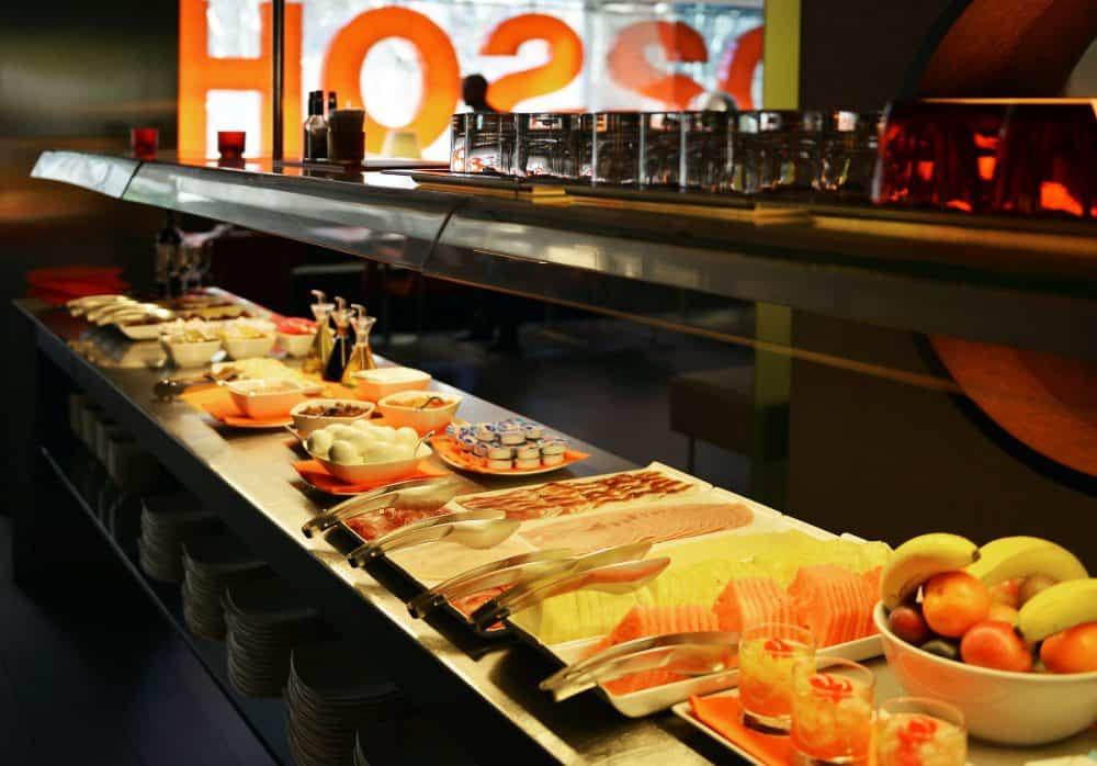 Hotel Soho Barcelona Buffet