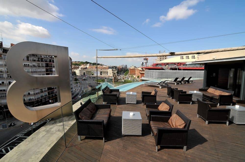 B-Hotel Terrace