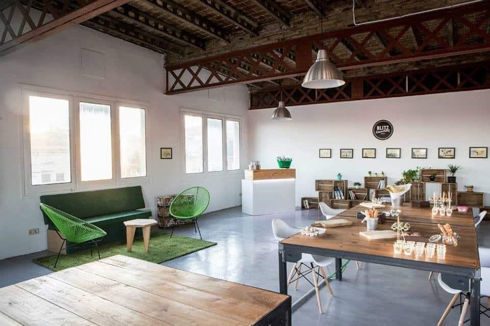 Blitz Gràcia Coworking Barcelona