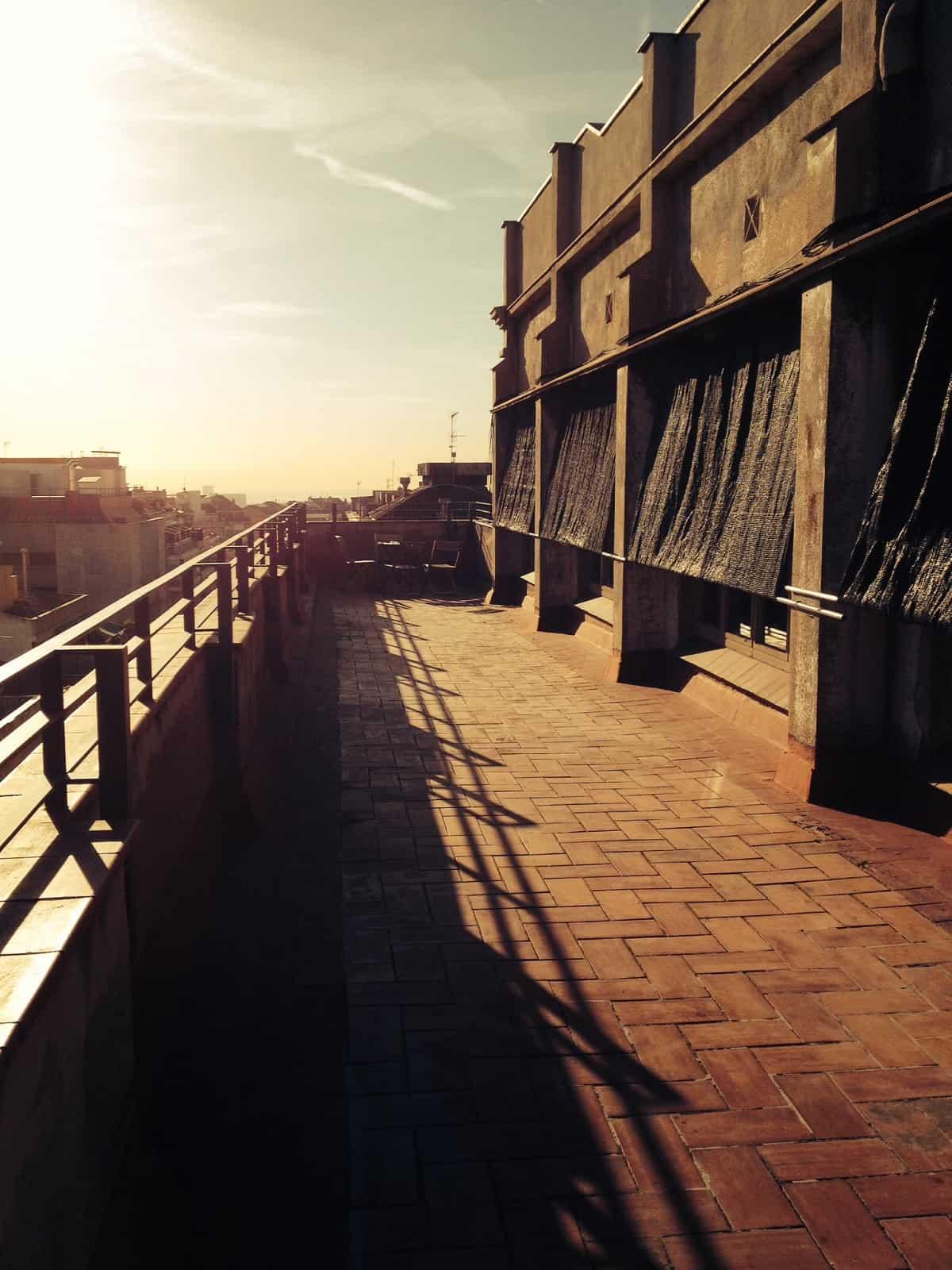 Blitz Gràcia Terrace