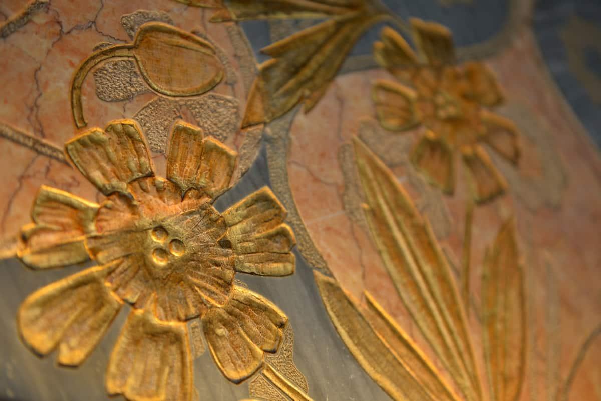 Casa Lleó i Morera Flowers Detail