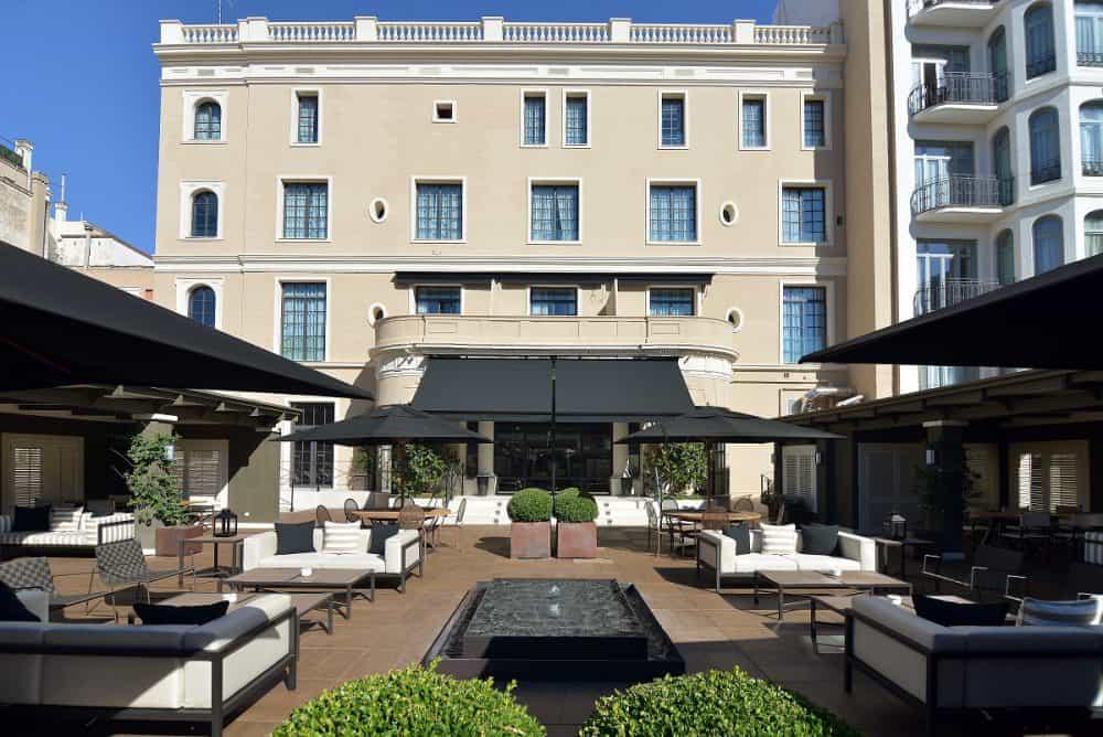 Hotel Granvía Terrace