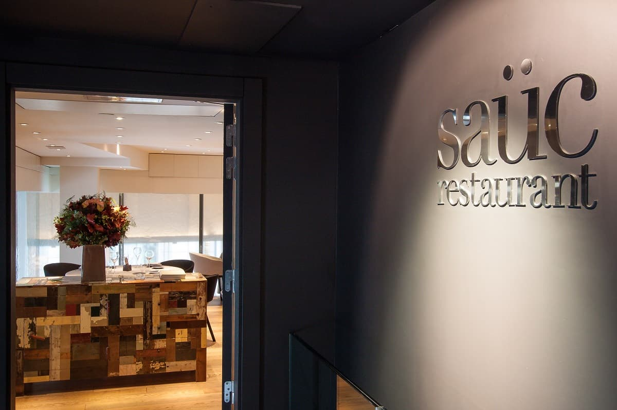 Saüc Restaurant Barcelona
