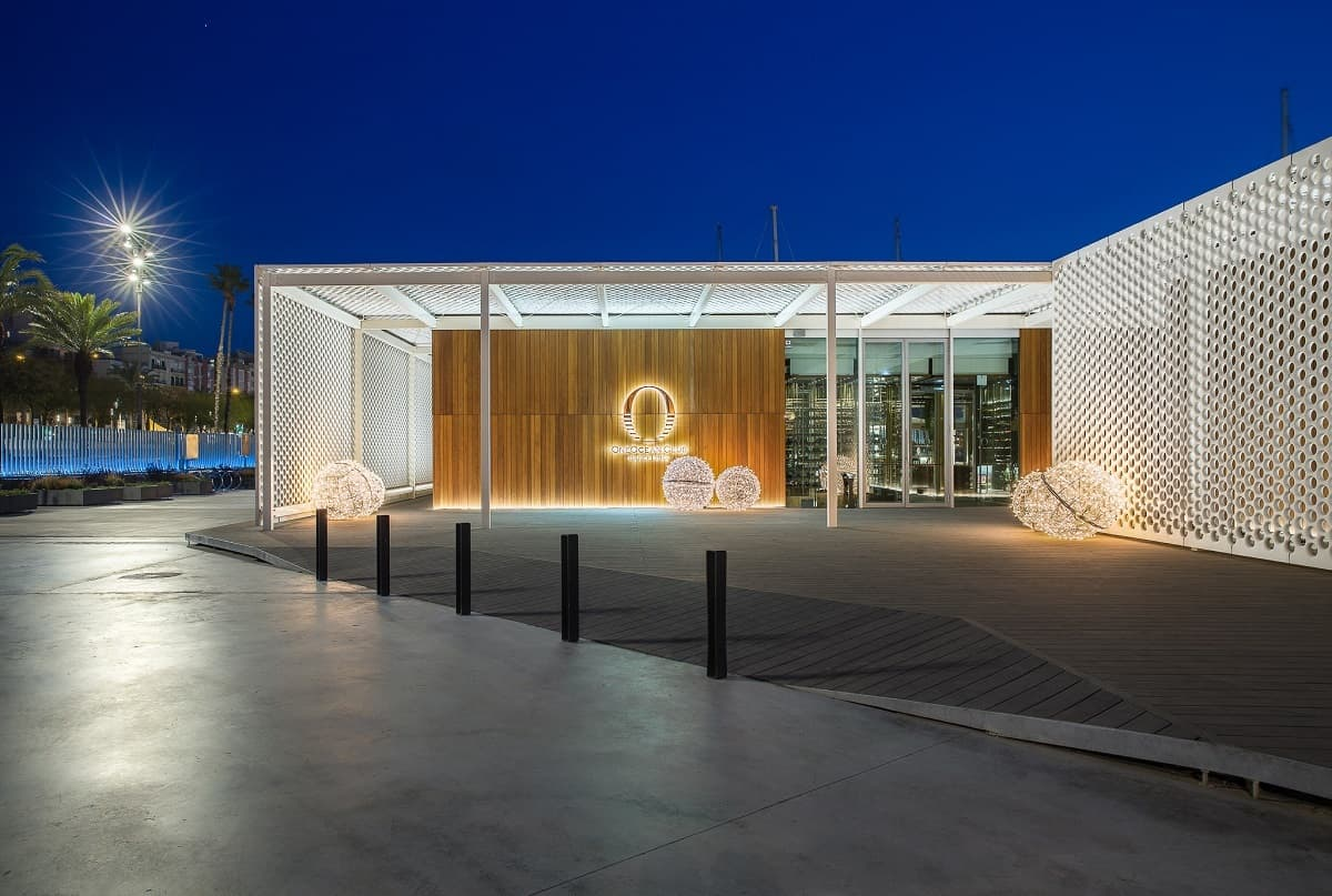 OneOcean Club Entrance