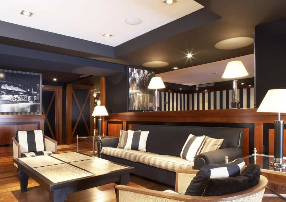 U232 Hotel Lobby