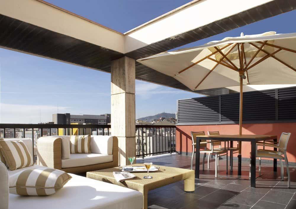 U232 Hotel Terrace 2