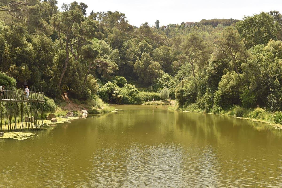 Vallvidrera Reservoir
