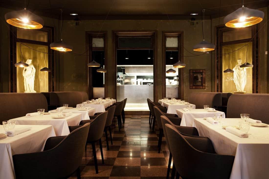 El Cercle Restaurant: Les Quatre Estacions (The Four Seasons)