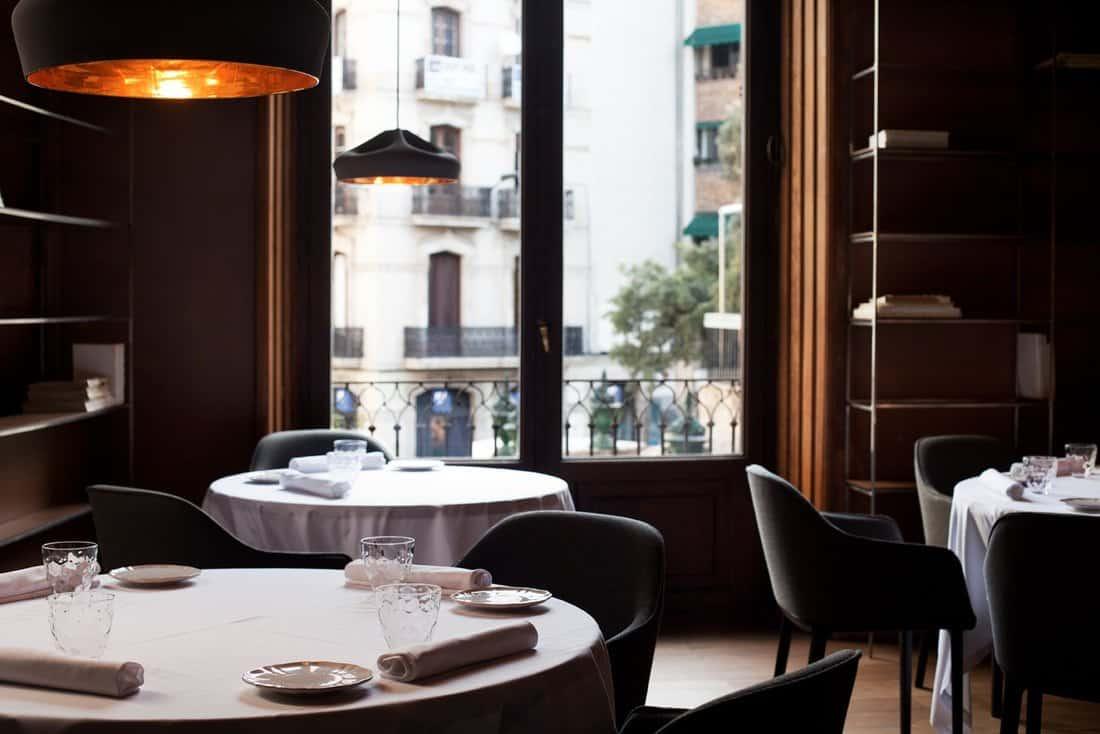 El Cercle Restaurant: La Biblioteca (The Library)