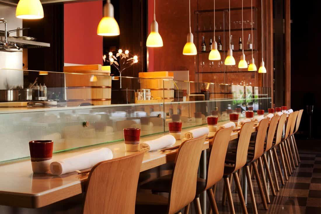 El Cercle Restaurant: The Japanese Bar