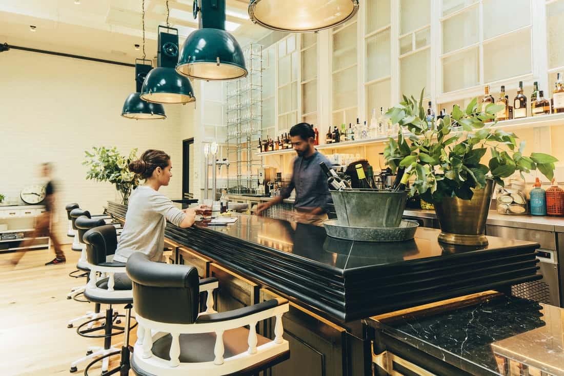 Artte Barcelona Bar
