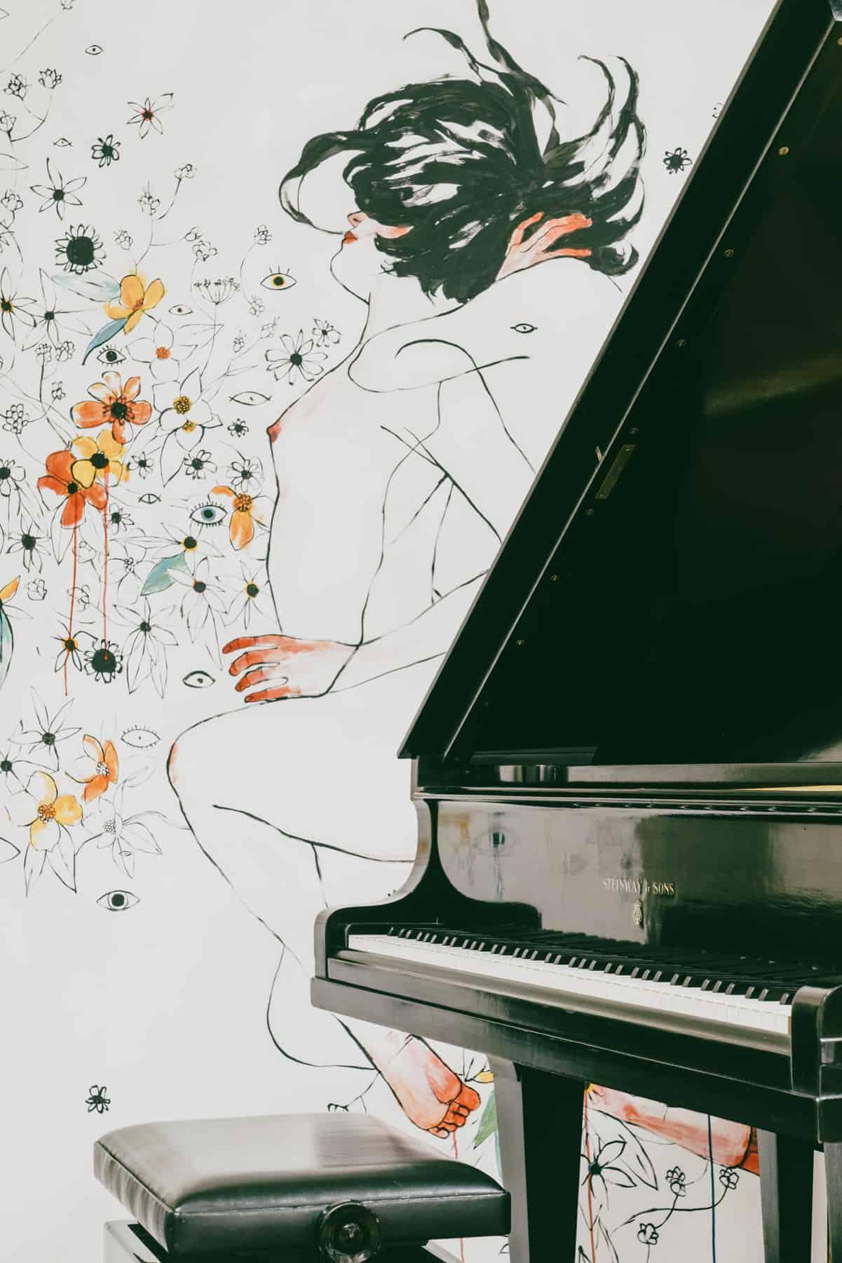 Artte Barcelona Piano