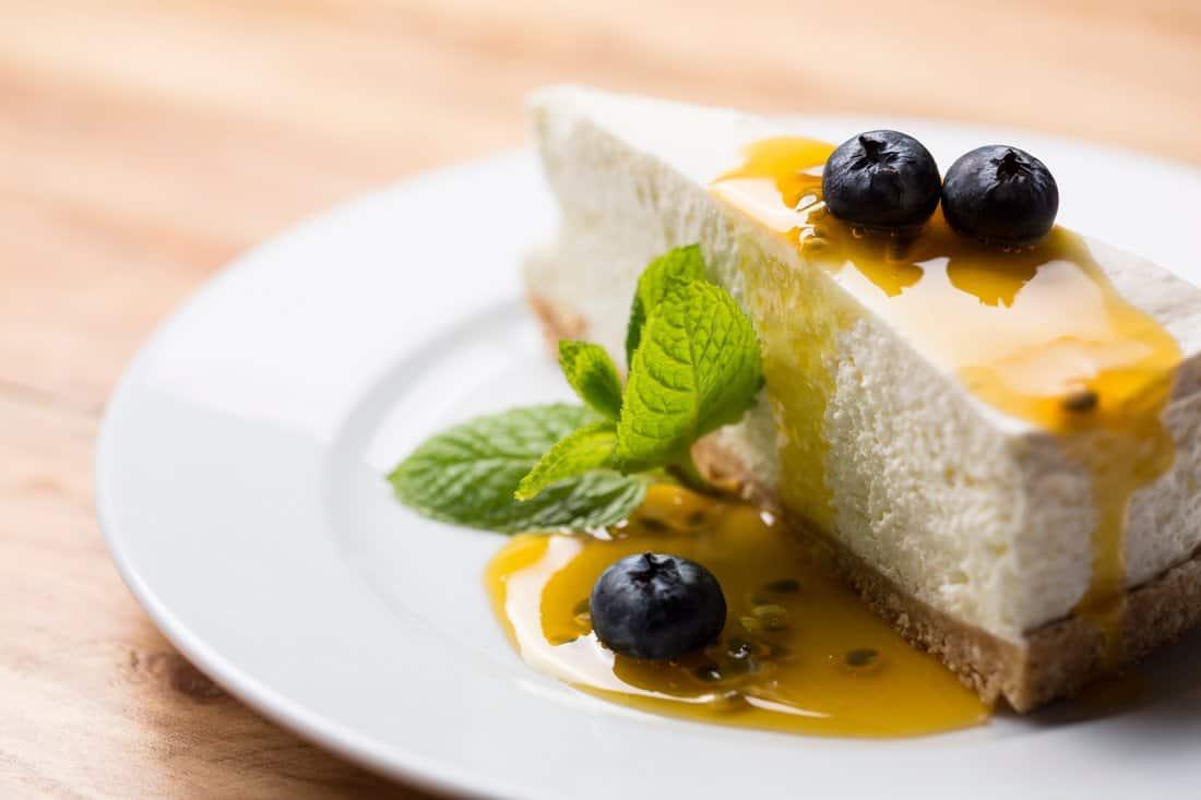 Cheesecake Santa Gula style