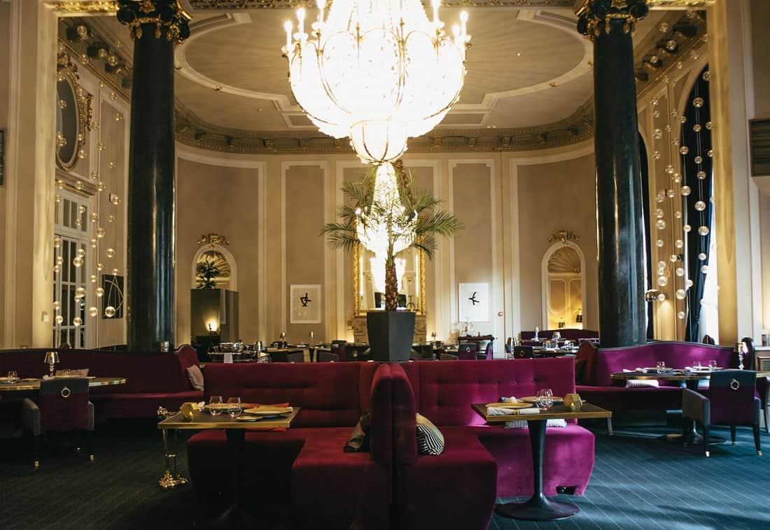 Caelis Restaurant Barcelona, El Palace Hotel