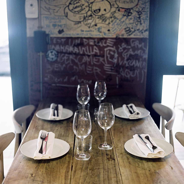 Restaurant Xemei Barcelona