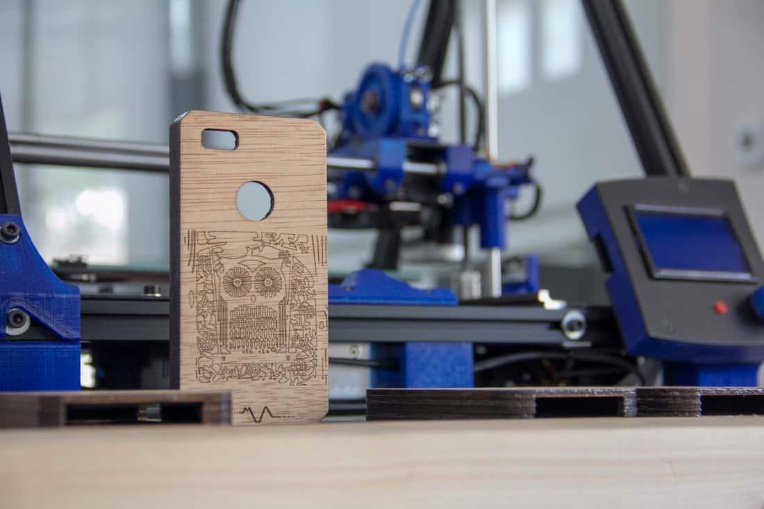 ATTA Coworking Barcelona 3D printer