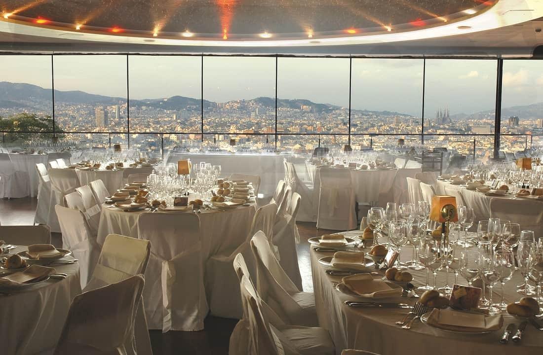 El Xalet de Montjuïc Dining Room