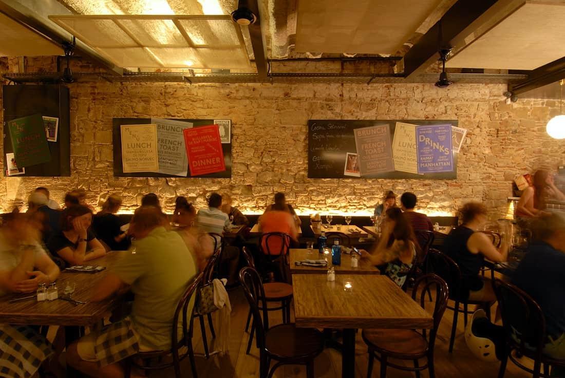 Café Godot Barcelona