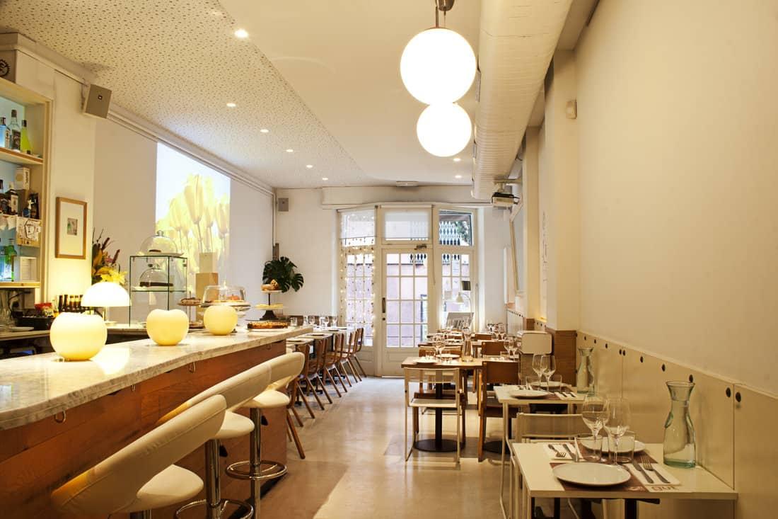 Restaurant Gut Interior
