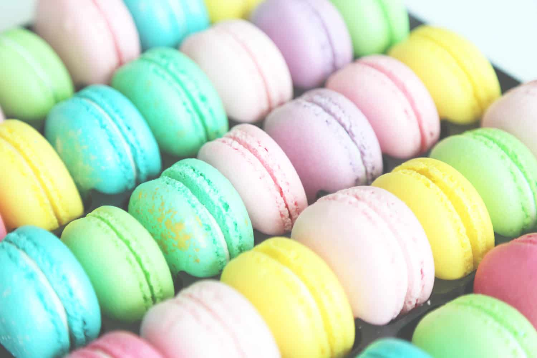 Vioko Barcelona Macarons