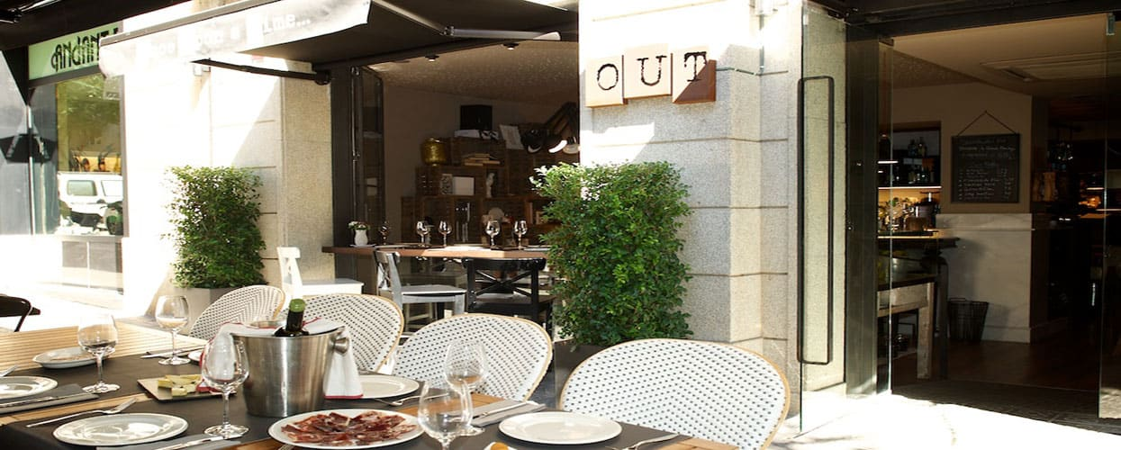 Once Upon a Time Restaurant Barcelona