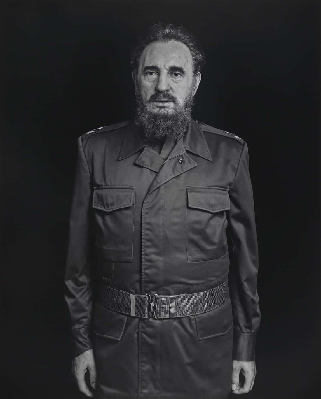 856_Fidel Castro, 1999