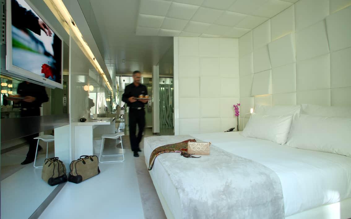 The Mirror Hotel Barcelona, Deluxe Room