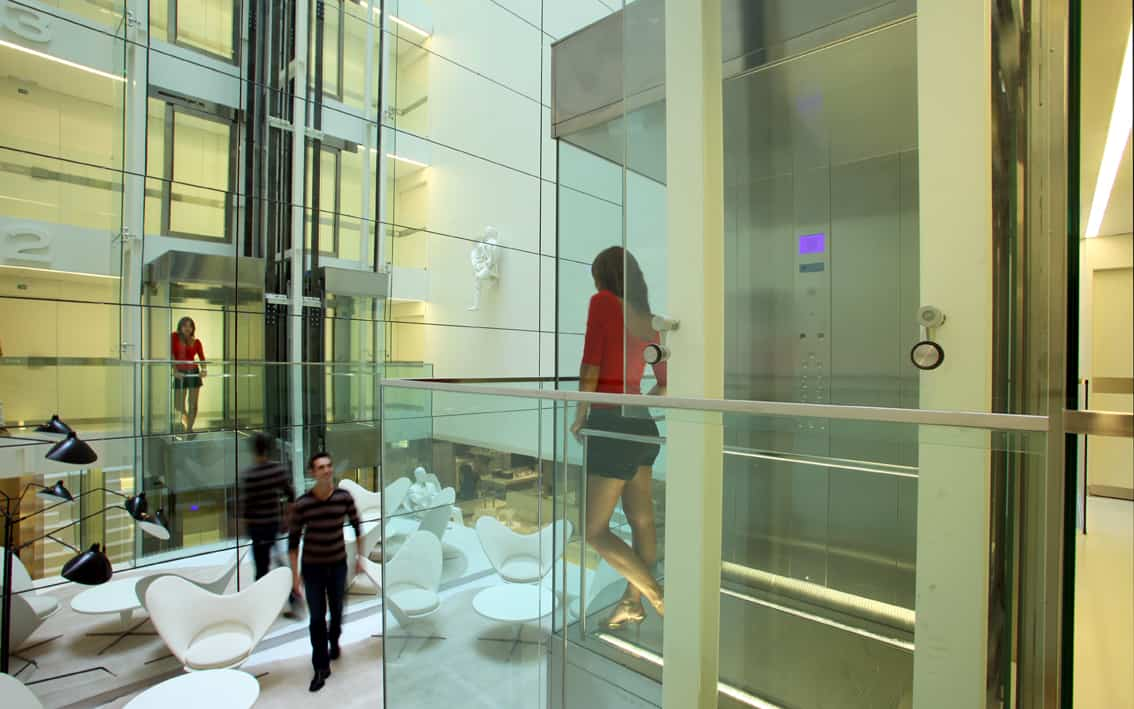 The Mirror Hotel Barcelona, Lobby