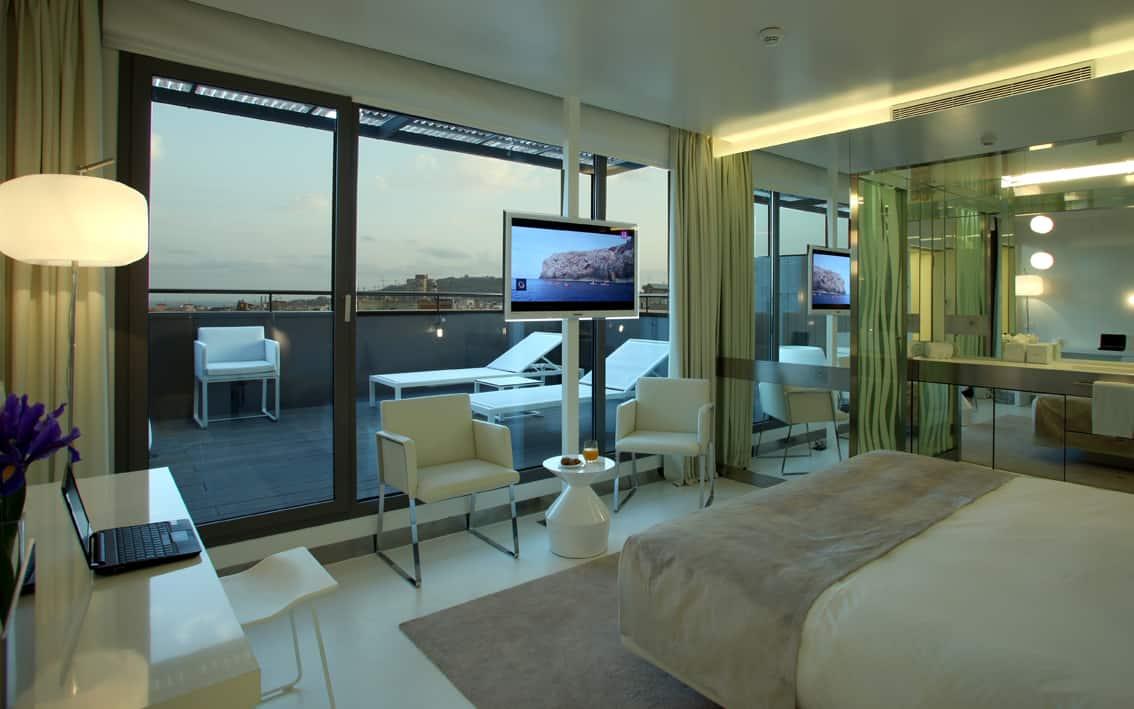 The Mirror Hotel Barcelona, Privilege Room