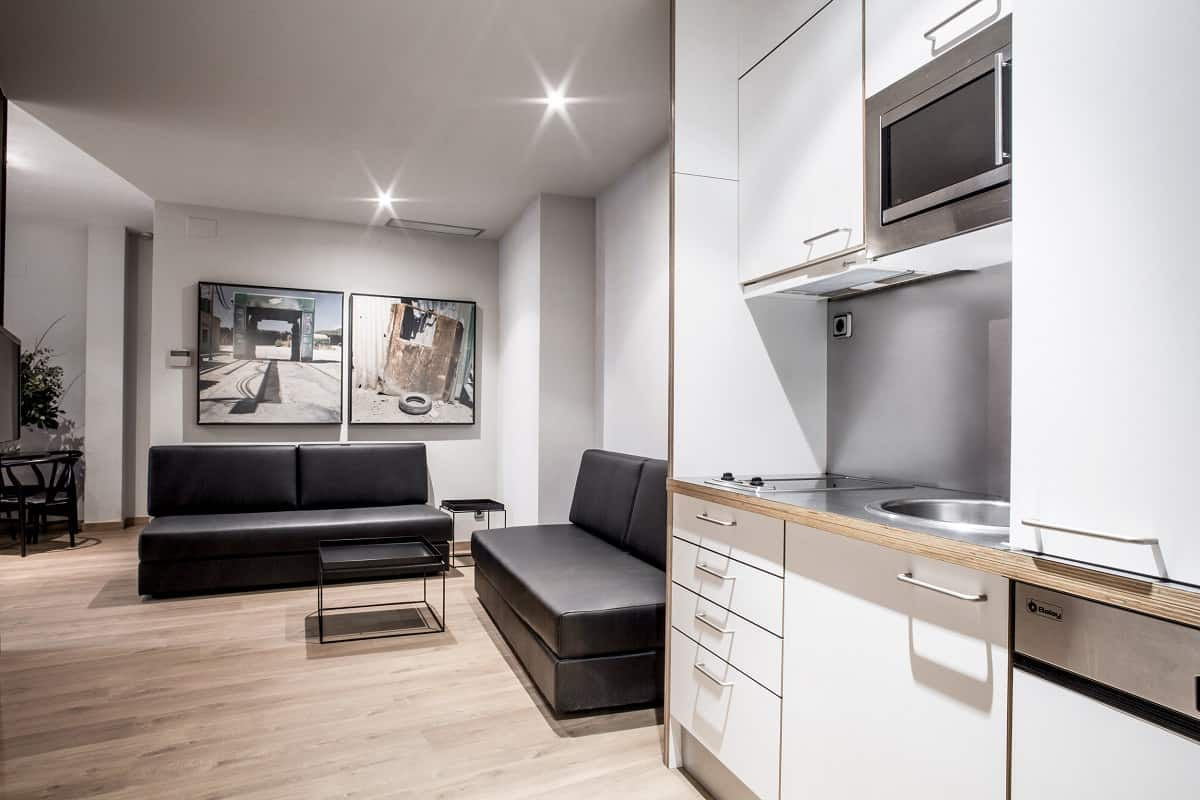 Aparthotel Allada Barcelona