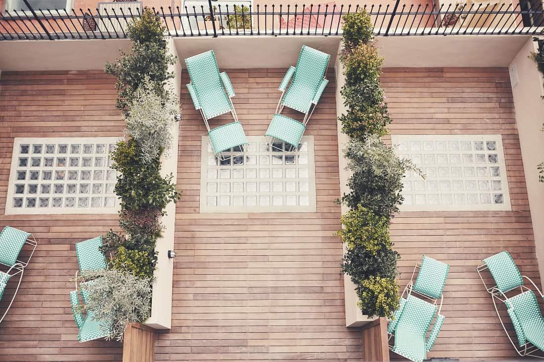 CasaBonay Bedrooms Terrace ( c ) Nacho Alegre
