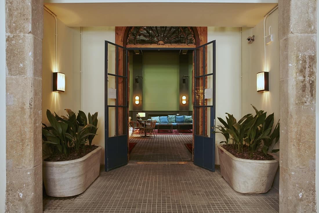 Casa Bonay Hotel Entrance