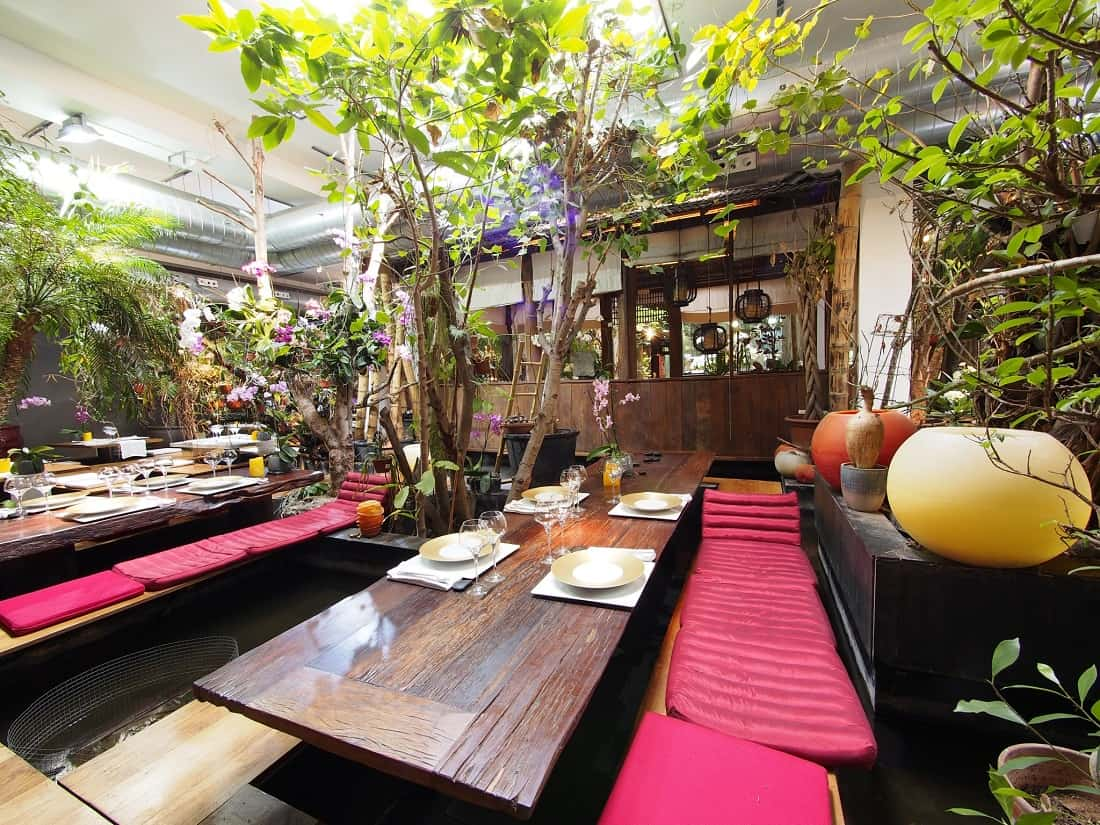 Restaurant Indochine Ly Leap