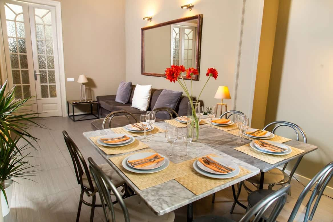Casa Dover Dining Area