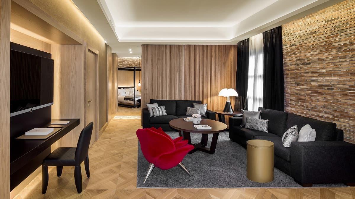 Suite Enric Batllo Monument Hotel Barcelona