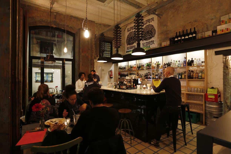 Super Super Bar El Born Barcelona