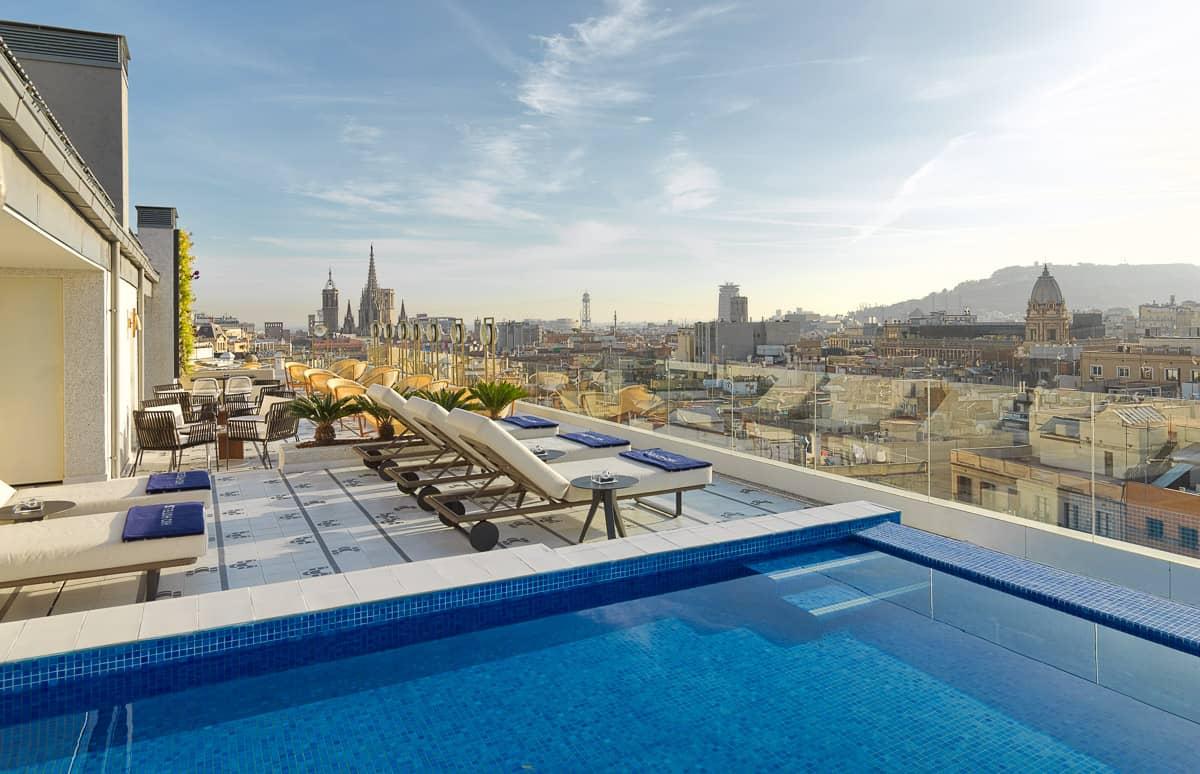 Top 29 Roof Terraces In Barcelona 2020 Stunning Rooftop Views