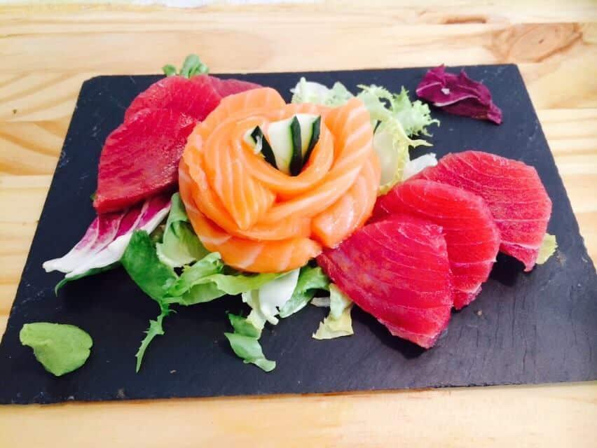 Sushi & Cake Barcelona: Sashimi
