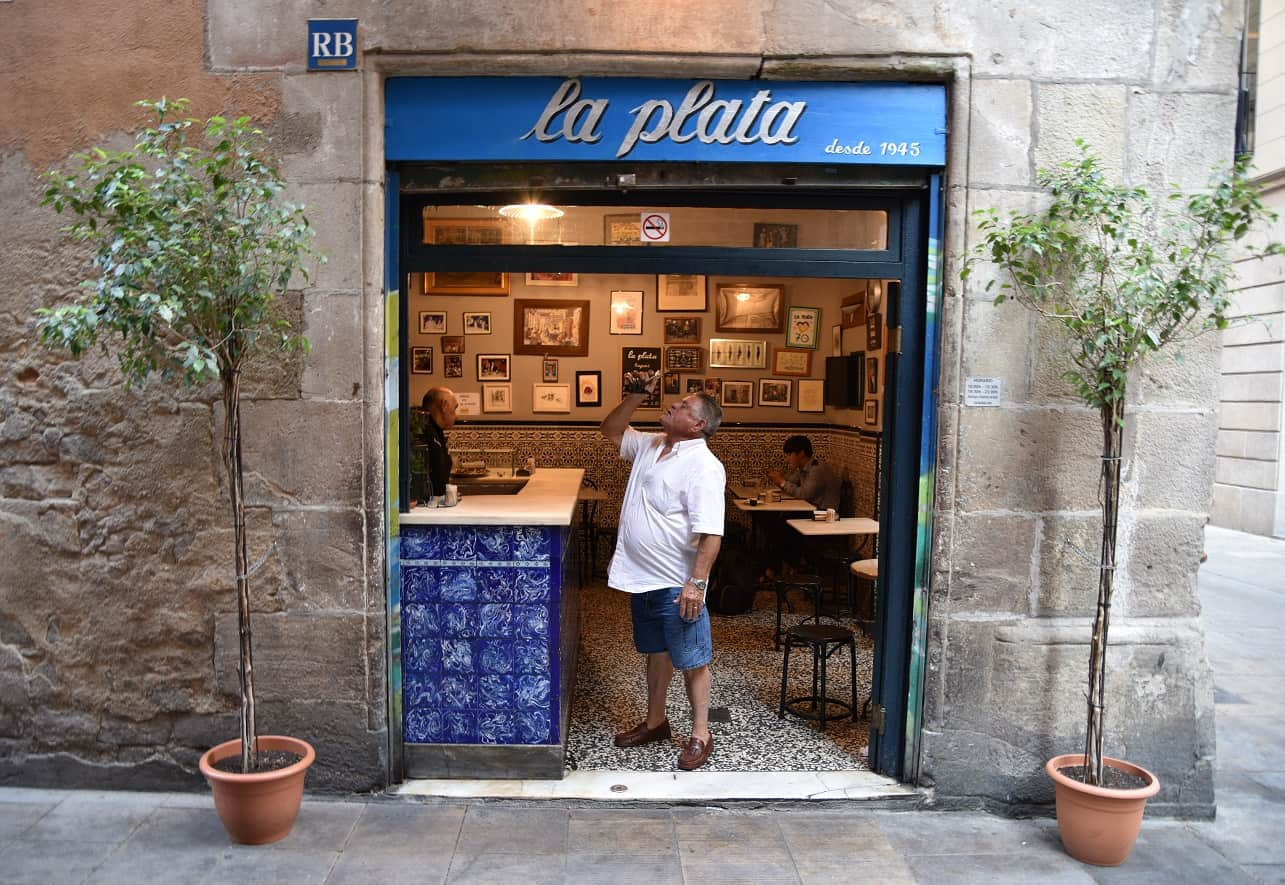 La Plata Restaurant Barcelona