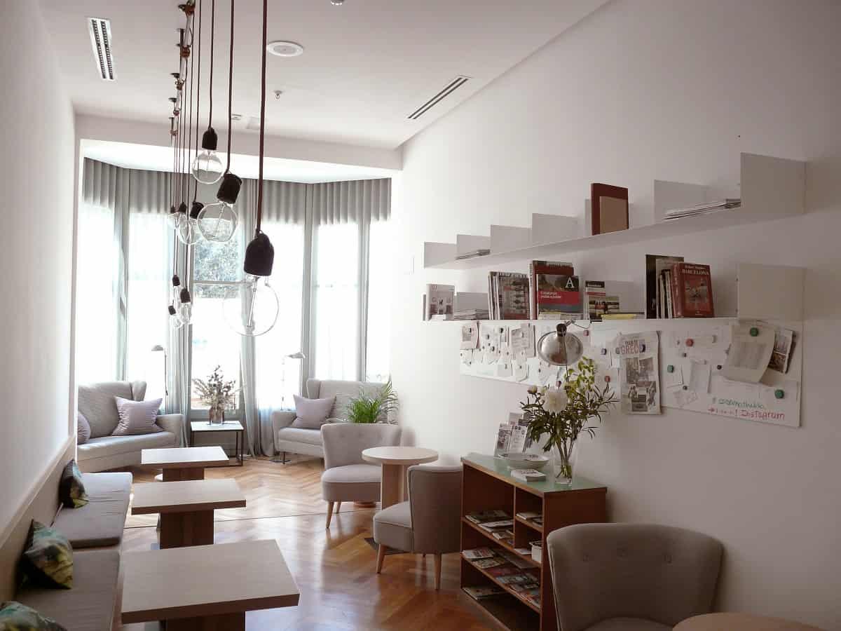Casa Mathilda Communal Room