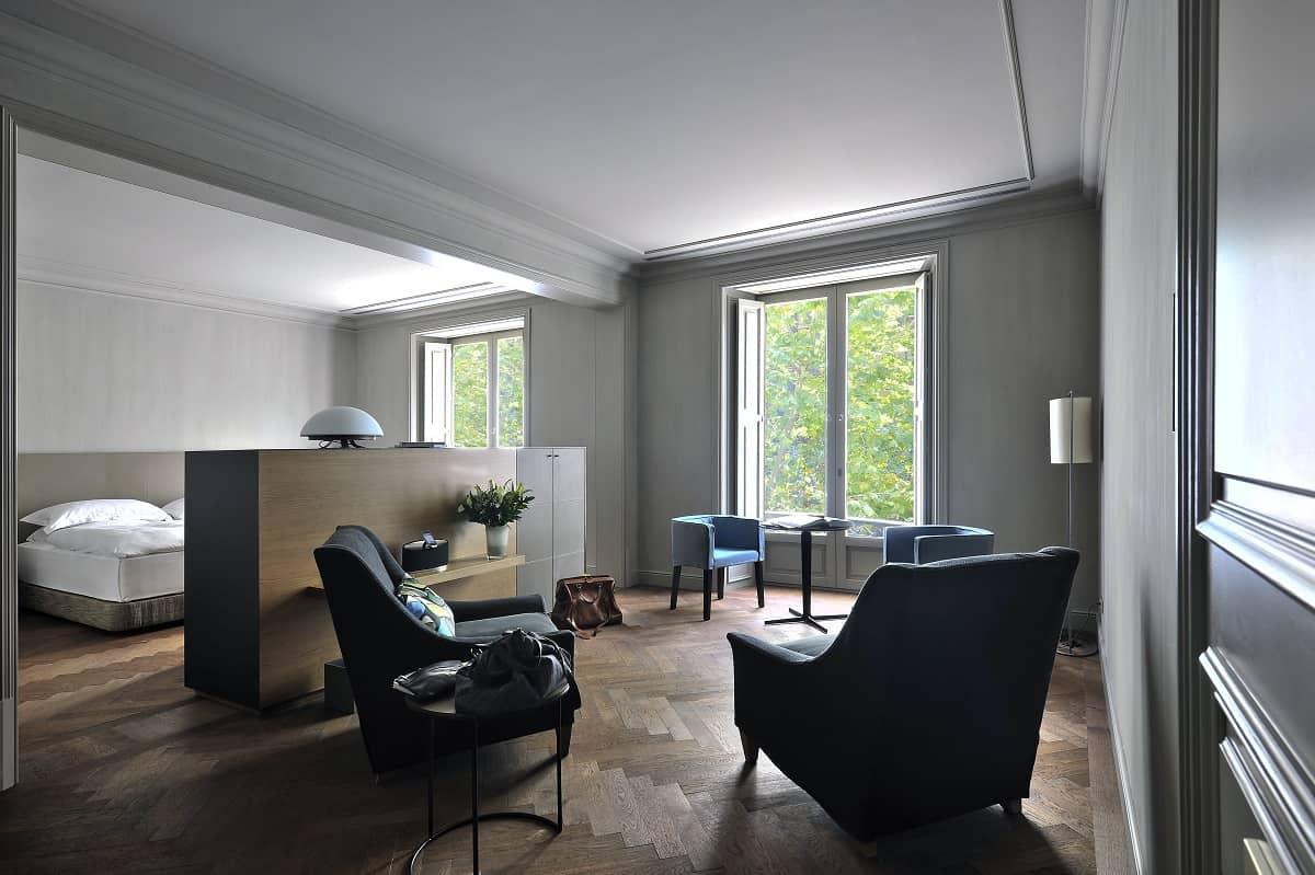 Alma Barcelona Executive Suite