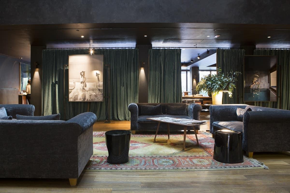 Alma Hotel Lobby