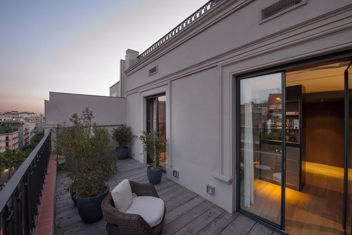Alma Barcelona Suite Alma Terrace