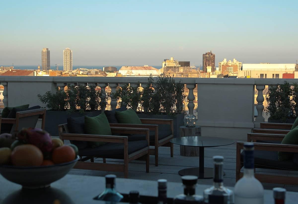 Alma Barcelona Terrace