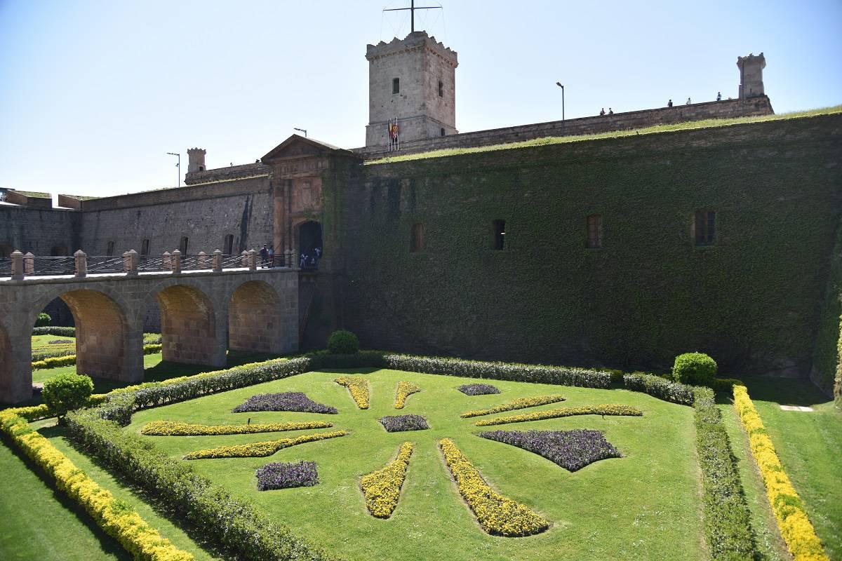 Montjuïc Castle, Barcelona