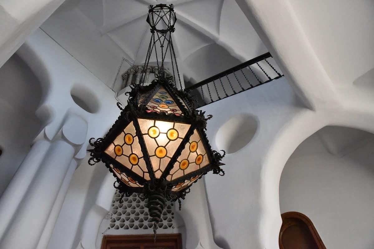 Torre Bellesguard Lamp